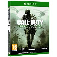 Call of Duty: Modern Warfare Remaster - Xbox One - Hra pre konzolu