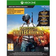 Playerunknown's Battlegrounds - Xbox One - Hra pre konzolu