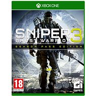 Sniper: Ghost Warrior 3 – Season Pass Edition – Xbox One - Hra pre konzolu