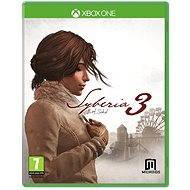 Syberia 3 Collector's Edition - Xbox ONE - Hra pre konzolu