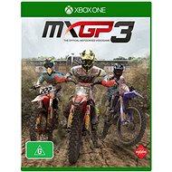 MXGP 3 - The Official Motocross Videogame - Xbox One - Hra pre konzolu