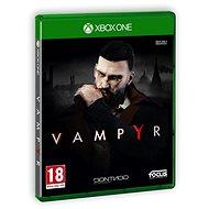 Vampyr - Xbox One - Hra pre konzolu