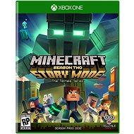 Minecraft Story Mode Season 2 – Xbox One - Hra pre konzolu