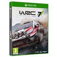 WRC 7 – Xbox One - Hra pre konzolu
