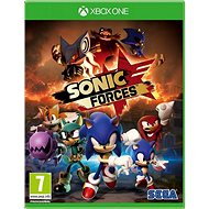 Sonic Forces D1 Edition - Xbox One - Hra pre konzolu