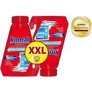 SOMAT 3xA Čistič umývačky 2x250 ml - Čistič umývačky riadu