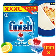 FINISH Classic Lemon 100 ks - Tablety do umývačky