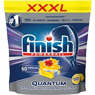 FINISH Quantum Max Lemon 60 ks - Tablety do umývačky