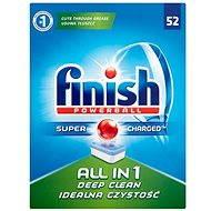 FINISH All in 1 52 ks - Tablety do umývačky