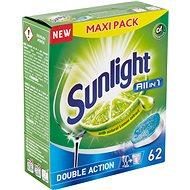 SUNLIGHT All in 1 (66 ks) - Tablety do umývačky