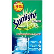 SUNLIGHT Čistič umývačky 3 x 40g - Čistič umývačky riadu