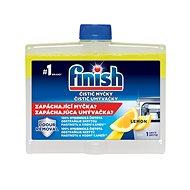 FINISH Čistič umývačky Lemon 250 ml - Čistič umývačky riadu