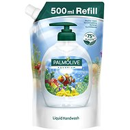 PALMOLIVE Naturals Aquarium & Florals - náhr. náplň 500 ml - Tekuté mydlo