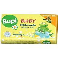 BUPI Baby Detské mydlo s olivovým olejom 100 g - Mydlo