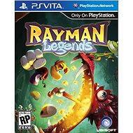 PS Vita - Rayman Legends - Hra pre konzolu