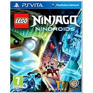 PS Vita - LEGO Ninjago: Nindroids - Hra pre konzolu