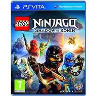 PS Vita - Lego Ninjago: Shadow of Ronin - Hra pre konzolu