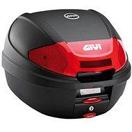 GIVI E 300N2 kufor čierny s novým otváraním tlačidlom (MONOLOCK s vlastnou platňou), objem 30 ltr. - Moto kufor