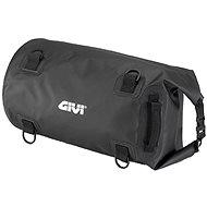 GIVI EA 114BK vodotesný valec čierny, objem 30 l., Rolovacie uzáver, upínacie oká - Moto taška