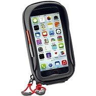 GIVI S 956B textilné taštička GIVI na uchytenie iPhone 6, Samsung A5, s objímkou na pripevnenie k viesť motorové vozidlá - Kufor