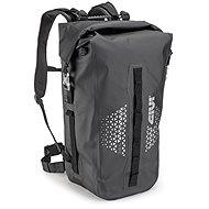 GIVI UT 802 vodotesný batoh čierny, objem 35 l., Rolovacie uzáver, upínacie oká, ventilček - Batoh