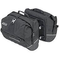 GIVI UT 808 vodotesné bočné brašne čierne, objem 2x25 l., Rad ULTIMA-T - Moto taška