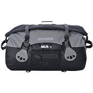 OXFORD vodotěsný vak Aqua70 Roll Bag, (černý/šedý, objem 70l) - Príslušenstvo