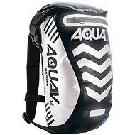 OXFORD vodotěsný batoh Aqua V12 Extreme Visibility, (černá/reflexní prvky, objem 12l) - Príslušenstvo