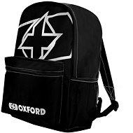 OXFORD batoh X-Rider, (černý/reflexní, objem 15l) - Príslušenstvo