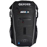 OXFORD vodotěsný batoh Aqua25R, (černá/šedá, objem 25l) - Príslušenstvo
