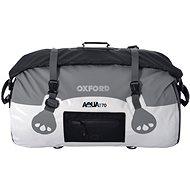 OXFORD vodotěsný vak Aqua70 Roll Bag, (bílý/šedý, objem 70l) - Príslušenstvo