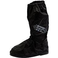 OXFORD návleky na boty RAIN SEAL s reflexními prvky a podrážkou, (černá, vel. L) - Príslušenstvo