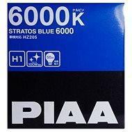 Autožárovky PIAA Stratos Blue 6000K H1 - studené bílé světlo s xenonovým efektem - Autožiarovka