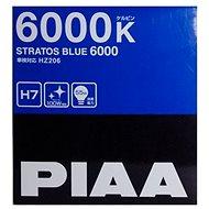 Autožárovky PIAA Stratos Blue 6000K H7 - studené biele svetlo s xenonovým efektom - Autožiarovka