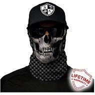 SACO Face shield – Carbon fiber skull - Šatka