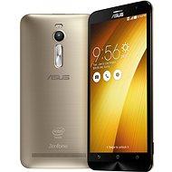 ASUS ZenFone 2 ZE551ML 64 GB Sheer Gold Dual SIM - Mobilný telefón