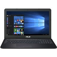 ASUS F556UQ-DM951T tmavohnedý - Notebook