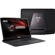 ASUS ROG G751JT-T7191T čierny - Notebook