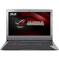 ASUS ROG G752VY-GC353T šedý kovový - Notebook