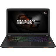 ASUS ROG GL753VE-GC030T čierny kovový - Notebook