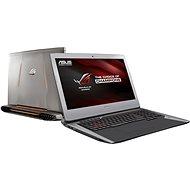ASUS ROG G752VS (KBL) -BA304T kovový šedý - Notebook