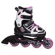 Fila X-one g black / white / pink - Inline korčule