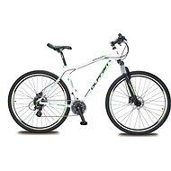 Olpran Appolo 13 29 - white/green/red - Bicykel
