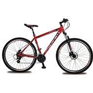 Olpran Appolo 13 29 - red/white/black - Bicykel