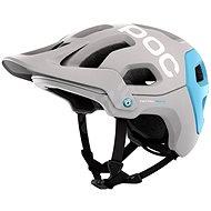 POC Tectal Race Phenol Grey / Lactose Blue - Cyklistická helma