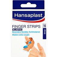 Hansaplast Finger Strips 16 ks - Náplasť