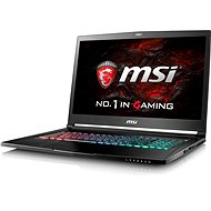 MSI GS73VR 7RF-222CZ Stealth Pro 4K - Notebook