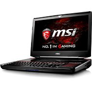 MSI GT83VR 6RE-042CZ Titan SLI - Notebook
