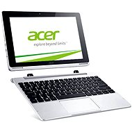 Acer Aspire Switch 10 - Full HD 64GB + dock s klávesnicou Silver Gray Aluminium - Tablet PC