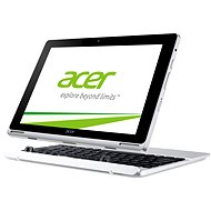 Acer Aspire Switch 10 - Full HD 64GB + dock s klávesnicou a 500GB HDD Glass White - Tablet PC
